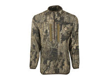 Ol' Tom Tech 1/4 Zip with Spine Pad in Realtree Timber Camo Preview