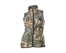 DSG Outerwear Women's Realtree EDGE Camo Full Zip Puffer Vest Preview