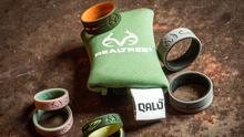 Qalo Realtree Strata Silicone Wedding Bands for Men and Women Preview