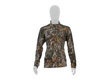 Element Outdoors Drive Series 1/4 Zip Performance Shirt in Realtree EDGE Camo Preview