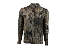 Heybo Wanderer Quarter Zip in Realtree Timber Camo Preview