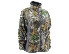 Nomad Women's Harvester Jacket in Realtree EDGE Camo Preview