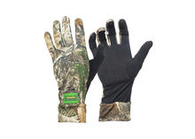 Primos Realtree EDGE Stretch-Fit Camo Gloves Preview