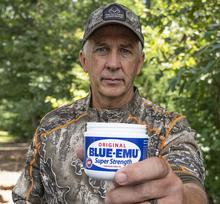 Blue-Emu® Named Official Pain-Relief Cream of Realtree Preview