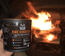 Realtree Fire Starter 50 Pack Preview