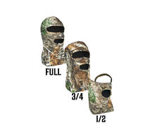 Primos Realtree EDGE Camo Stretch Fit Masks Preview