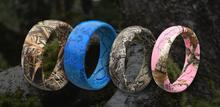 Groove Life Silicone Breathable Realtree Camo Rings Preview