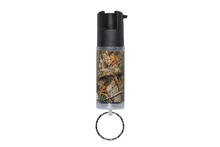 SABRE Realtree EDGE Camo Pepper Spray with Key Ring Preview