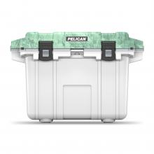 Pelican 50QT Elite Cooler in Realtree Fishing Preview