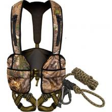 Hunter Safety System HSS-510GM Hybrid Harness in Realtree Xtra Preview