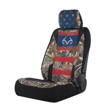 Americana Low-Back Seat Cover in Realtree EDGE Preview