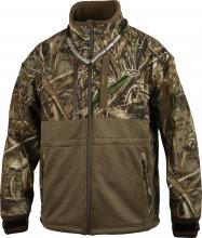 Guardian Elite™ Eqwader™ Full Zip Jacket by Drake Waterfowl Systems in Realtree MAX-5 Preview