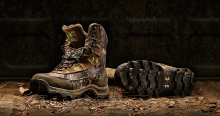 Men's UA Brow Tine Hunting Boots in Realtree Xtra Preview