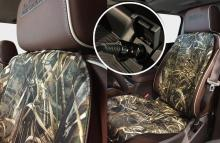 Realtree Heated Seat Cushion Preview