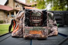 Scent Crusher Realtree Camo Gear Bag Preview