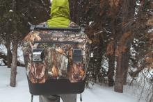 OtterBox Trooper LT 30 Soft-Sided Cooler in Realtree EDGE Preview