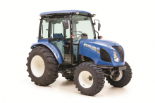 New Holland Boomer™ Cab Tractors: Ready for Any Job in Any Weather Preview