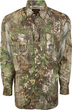 Ol' Tom Vestless Mesh Back Shirt with Spine Pad in Realtree Xtra Preview