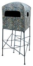 Primal Homestead Quad Pod Treestand with Enclosure in Realtree Xtra Preview