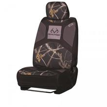SPG Realtree Black Low Back Seat Cover Preview