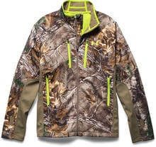 Under Armour Scent Control ColdGear Infrared Softershell Jacket Preview