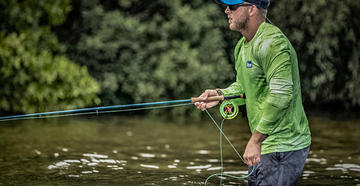 Banded is bringing its trusted and unmatched designs to the new Realtree Fishing apparel.