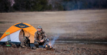 Steps to the Perfect Hunting Campfire