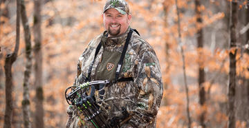 """Travis """"T-Bone"""" Turner on His Long-Standing Relationship with Realtree"""