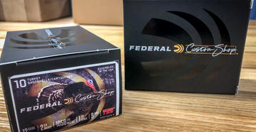 Learn more about Federal's new online custom shop for ammunition. (Courtesy photo Federal)