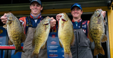 Read more here on this record-setting fishing tournament. (Justin Brouillard photo)