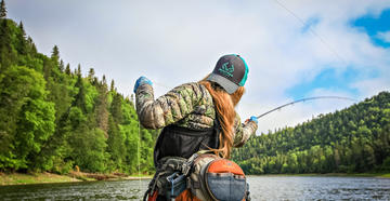 Check out the angling adventures of this Realtree Fishing ambassador and influencer.