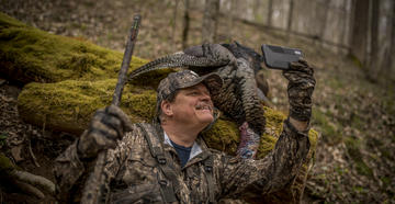 Do you do these things after killing a turkey? (© Bill Konway photo)