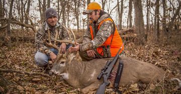 Deer Hunting with the .350 Legend