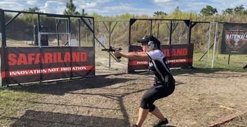 A Q&A with Champion Pistol Shooter Jessie Harrison