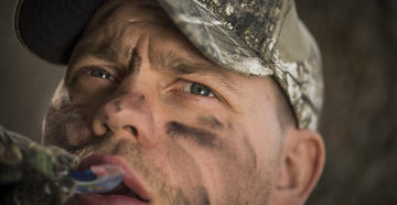 A look at the most popular mouth-call cuts for turkey hunting. (© Bill Konway photo)