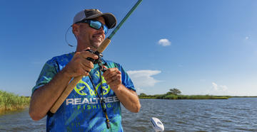 Have you seen Realtree Fishing's Marsh Madness photo gallery? (© Andy Crawford photo)