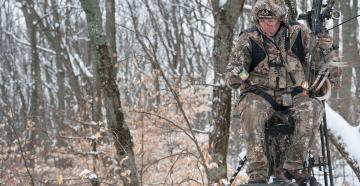 How to Dress for Cold-Weather Bowhunting