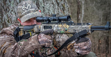 Have you seen this new gun in Realtree EDGE? © (Michael Pendley photo)