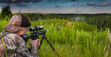 Have you tried these tips while coyote hunting? (© James Buice photo)