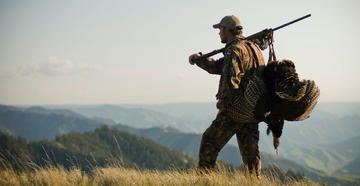 Top 5 Merriam's Turkey Hunting States. (John Hafner photo)