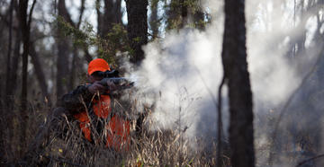 Getting Good Muzzleloader Performance Begins Here (Russell Graves photo)