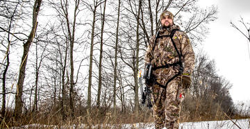 Dressing for Cold Weather Late Season Bowhunts