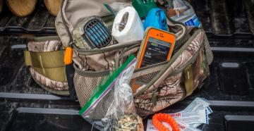 Squirrel Hunting Gear Tips (© Bill Konway photo)