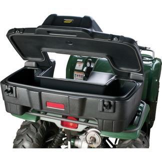 Atv Storage Box By Moose Utility Division Doubles As A Seat Find
