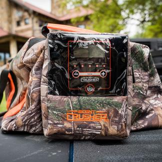 Scent Crusher Realtree Camo Gear Bag