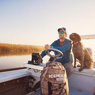 The ICEMULE Pro™ X-Large in Realtree Xtra