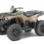 Yamaha Introduces 2018 Kodiak 450 in Realtree Xtra