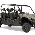 Yamaha 2020 Viking VI EPS in Realtree EDGE Camo