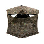 Lincoln Outfitters Realtree Timber Camo Three-Man Hunting Blind With 5 Hub Design R150