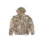 Berne All Season Thermal Lined Hooded Sweatshirt in Realtree EDGE